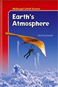 Download McDougal Littell Middle School Science: Student Edition Grades 6-8 Earth's Atmosphere 2005 ePub