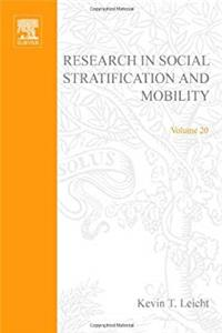 Download Research in Social Stratification and Mobility, Volume 20 ePub
