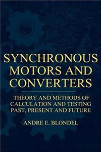 Download Synchronous Motors And Converters - Theory And Methods Of Calculation And Testing ePub