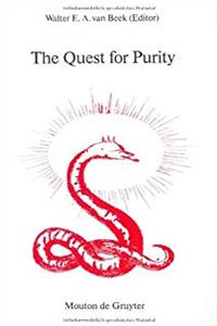 Download Quest for Purity ePub