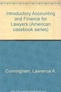 Download Introductory Accounting and Finance for Lawyers (American Casebook Series) ePub