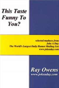 Download This Taste Funny To You? ePub