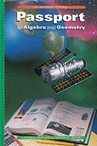 Download Cuaderno De Practica (Passport to Algebra and Geometry) (Spanish and English Edition) ePub