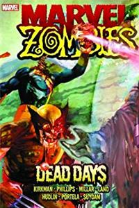 Download Marvel Zombies: Dead Days ePub