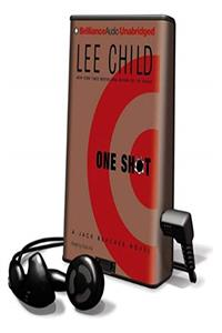 Download One Shot [With Earbuds] (Playaway Adult Fiction) ePub