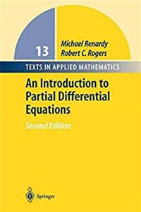 Download An Introduction to Partial Differential Equations (Texts in Applied Mathematics) ePub