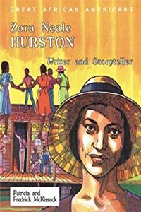 Download Zora Neale Hurston: Writer and Storyteller (Great African Americans Series) ePub