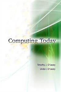 Download Computing Today ePub