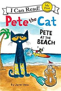 Download Pete the Cat: Pete at the Beach (My First I Can Read) ePub