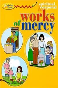 Download Spiritual  Corporal Works of Mercy Coloring  Active Book (New Coloring Books!) ePub