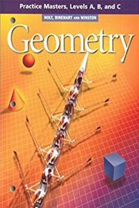 Download Geometry: Practice Masters, Levels A, B. and C ePub