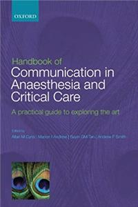 Download Handbook of Communication in Anaesthesia  Critical Care: A Practical Guide to Exploring the Art ePub