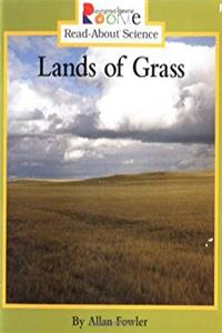 Download Lands of Grass (Rookie Read-About Science) ePub