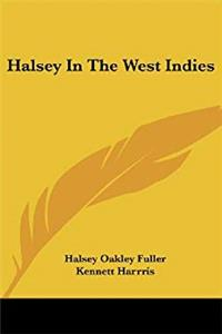 Download Halsey In The West Indies ePub