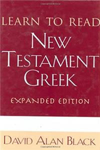 Download Learn to Read New Testament Greek (English and Ancient Greek Edition) ePub