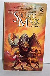 Download The Source of Magic (Xanth) ePub